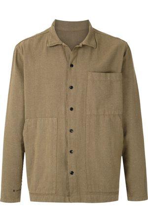 OSKLEN Organic Cotton Double SK8 T-shirt - Neutrals