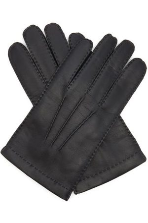 Dents Men Gloves - Shaftesbury Touchscreen Leather Gloves - Mens