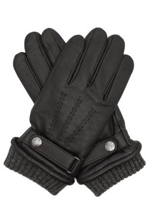 Dents Henley Touchscreen-compatible Leather Gloves - Mens