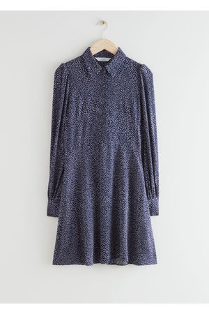 & OTHER STORIES Mini Shirt Dress