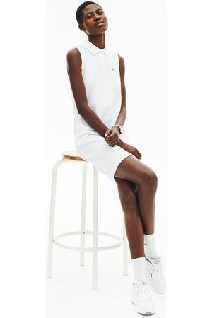 Lacoste Women's Cotton Piqué Polo Dress :