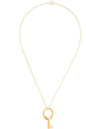 Alighieri Key pendant necklace
