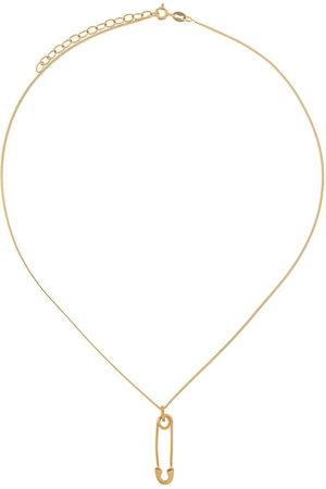 TRUE ROCKS Men Necklaces - Safety pin pendant necklace