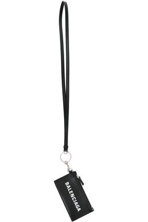 Balenciaga Lanyard zip pouch wallet - 101 - :1090
