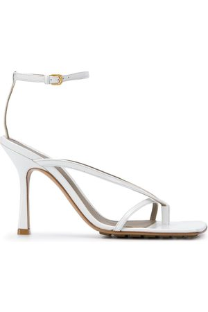 Bottega Veneta Strappy square-toe sandals