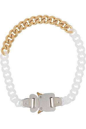 1017 ALYX 9SM Men Necklaces - Contrast chain necklace