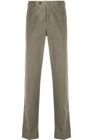 PT01 Straight-leg chino trousers - Grey