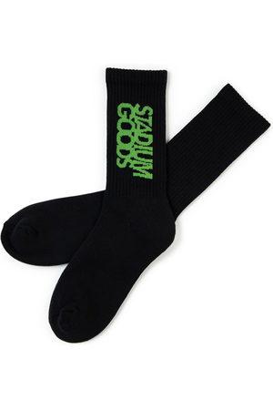 Stadium Goods Socks - Logo embroidered socks
