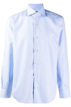 BARBA Men Shirts - Poplin shirt