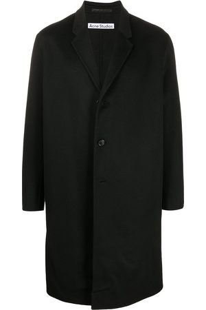 Acne Studios Double-faced single-breasted coat