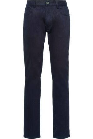 Prada Men Straight - Straight-leg full-length jeans
