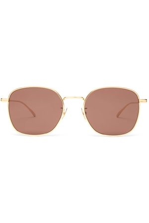 Bottega Veneta Women Round - Round Metal Sunglasses - Womens