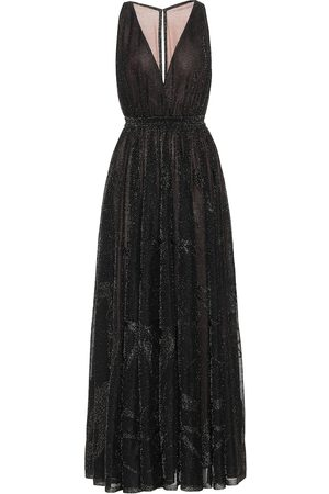 Alaïa Lamé maxi dress