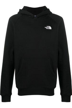 The North Face Raglan Redbox cotton hoodie
