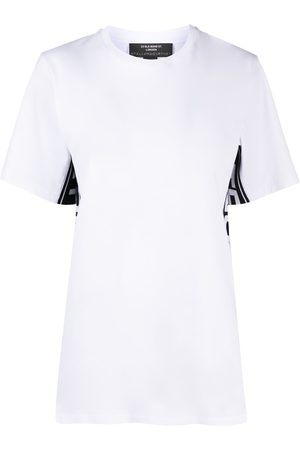 Stella McCartney TEEN logo tape T-shirt