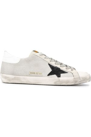 Golden Goose Superstar low-top sneakers - Grey