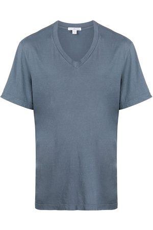 James Perse V-neck short-sleeved T-shirt