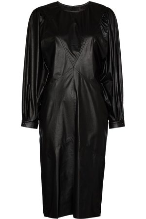 Isabel Marant Puff-sleeve midi dress