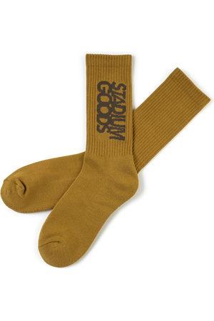 Stadium Goods Socks - Embroidered logo socks