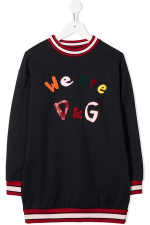 Dolce & Gabbana We are D&G patch sweatshirt