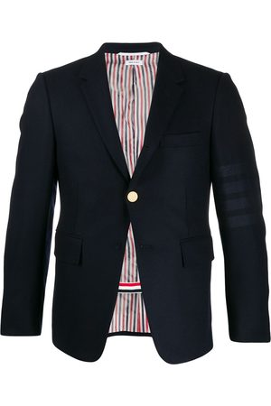 Thom Browne 4-Bar single-breasted blazer