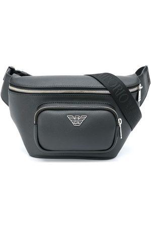 Emporio Armani Logo-plaque belt bag