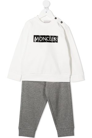 Moncler Sets - Logo two-piece tracksuit set