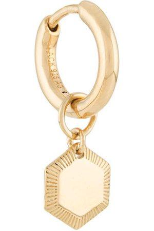 Maria Black Women Hoop - Pendant mini hoop earring