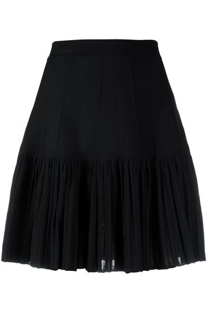 Sandro Bailey pleated skirt