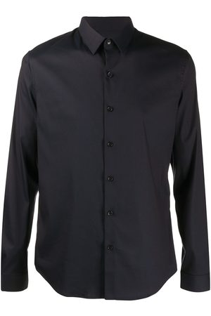 Sandro Plain long-sleeved shirt