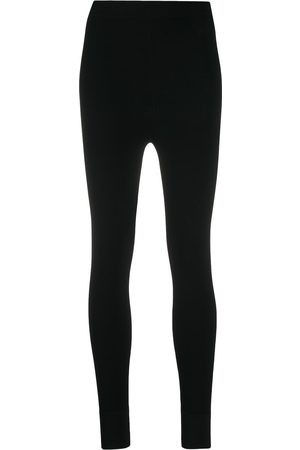 Sandro High-waisted leggings