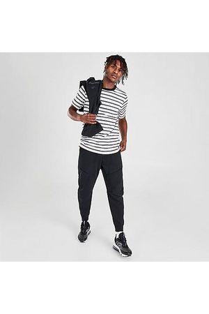 Nike Men's Tech Fleece Taped Jogger Pants in Size 2XLT Cotton/Polyester/Fleece