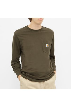 Carhartt Men Long Sleeve - Long Sleeve Pocket Tee