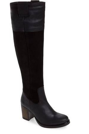 Bos. & Co. Women's Billing Suede Over The Knee Boot