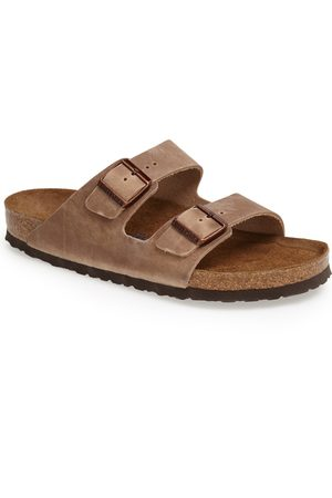 Birkenstock Men's Arizona Soft Slide Sandal