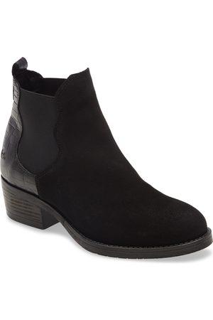 Bos. & Co. Women's Emery Suede Waterproof Chelsea Boot