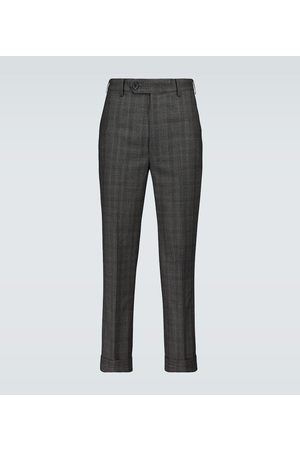 JUNYA WATANABE Checked wool pants