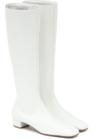 By Far Edie leather knee-high boots