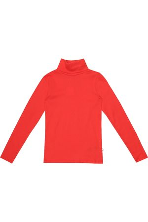 BONPOINT Girls High Necks - Cotton turtleneck top