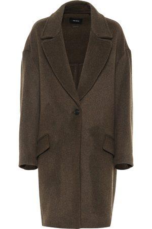 Isabel Marant Ego wool-blend coat