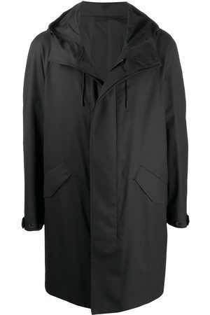 Ermenegildo Zegna Hooded coat - Grey