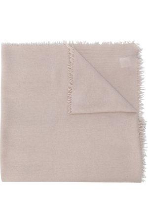 Faliero Sarti Fringed edge scarf - Neutrals