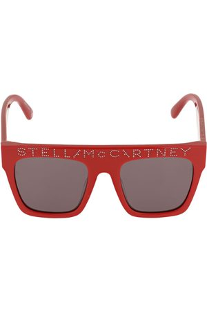 Stella McCartney Logo Acetate Sunglasses