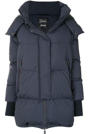 HERNO Oversized puffer jacket
