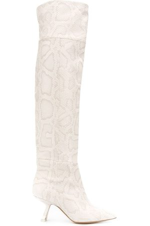 Nicholas Kirkwood Lexi 70mm over-the-knee boots