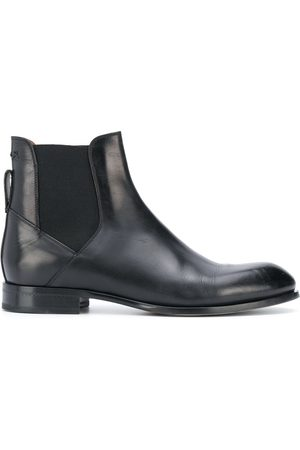 Ermenegildo Zegna Leather Chelsea boots