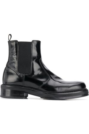 Ami Chelsea Boots - Square-toe chelsea boots