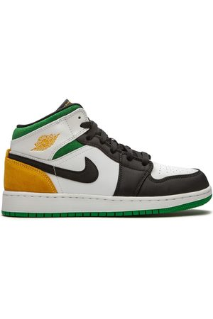 Nike TEEN Air Jordan 1 mid-top SE sneakers