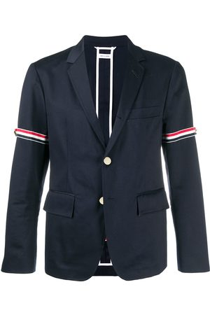 Thom Browne Unconstructed grosgrain armband sport coat