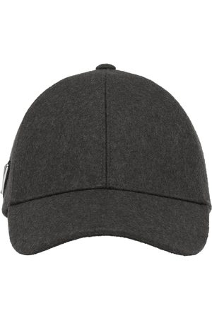 Prada Loden baseball cap - Grey